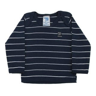 Baby Shirt Unisex Infants Long Sleeve Striped Tee Pulla Bulla Sizes 0-18 Months (5 options available)