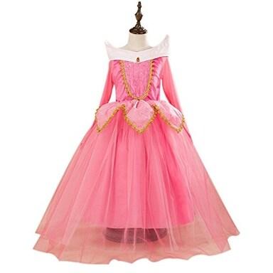 Eyekepper Sleeping Beauty Aurora Costume Birthday Party Dress Up 110cm