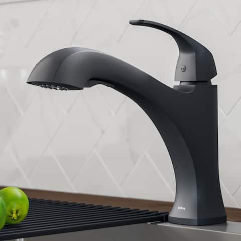 Kraus KPF-2252 Oren 2-Function 1-Handle 1-Hole Pullout Kitchen Faucet