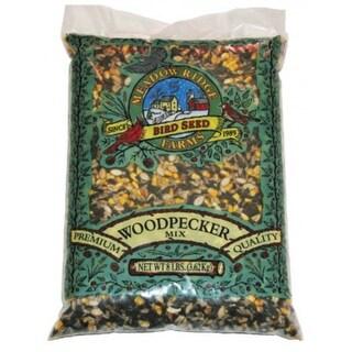 Meadow Ridge Farms B112308 Woodpecker Mix Bird Food, 8 Lb