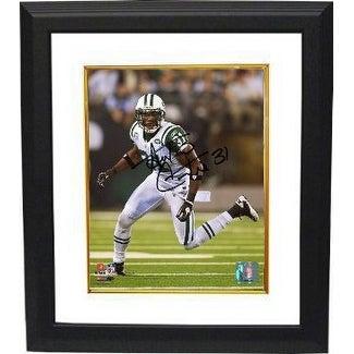 eacd866d12c Shop Antonio Cromartie signed New York Jets 8x10 Photo Custom Framed  TriStar Hologram - Free Shipping Today - Overstock - 19870704
