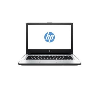 "Manufacturer Refurbished - HP 14-ac111la Notebook 14"" Intel Core i3-5005U 2.0GHz 4GB 1TB HDD W10 Home"