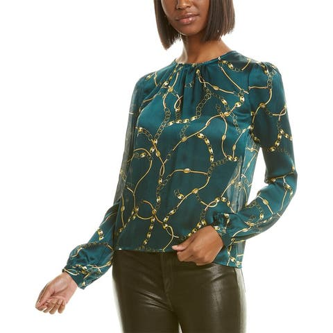 Leyden Printed Top