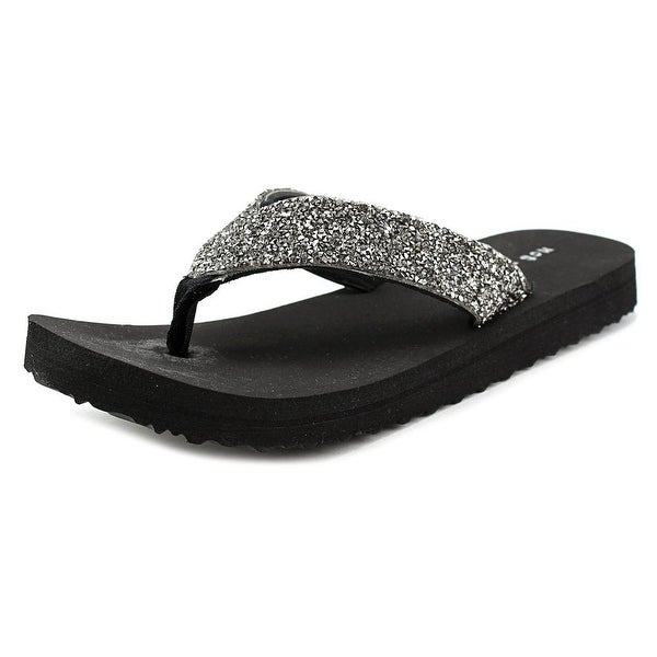 Not Rated Pedro Black Sandals