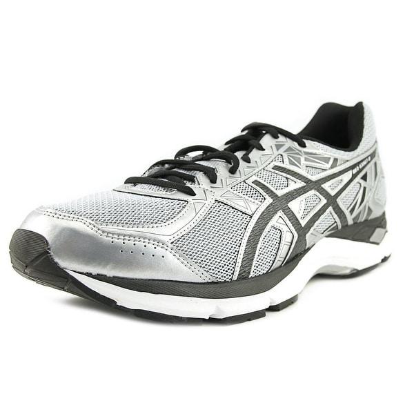 Asics Gel-Exalt 3 Men Round Toe Synthetic Silver Running Shoe
