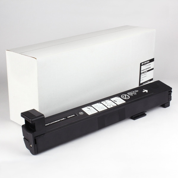 Re Premium Brand replacement for HP 823A CB380A Black Toner
