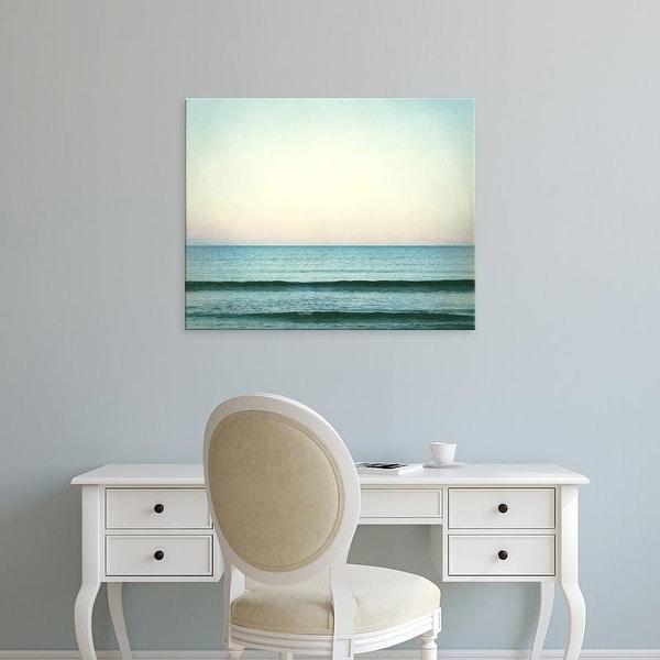 Easy Art Prints Carolyn Cochrane's 'The Distant Horizon' Premium Canvas Art