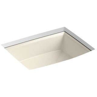 "Kohler K-2355 Archer 19-5/8"" Undermount Bathroom Sink with Overflow (More options available)"