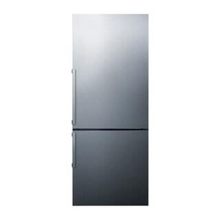 Summit FFBF286SS 16.8 Cu. Ft. Energy Refrigerator w/ Bottom Freezer
