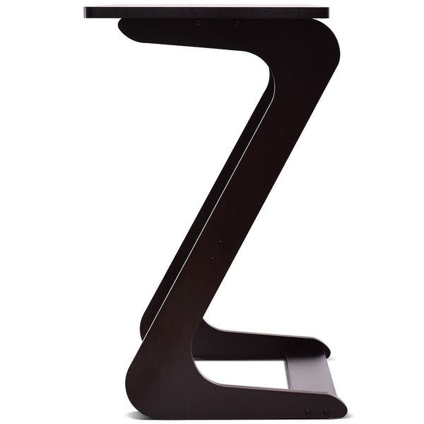 Shop Costway Sofa Table End Side Table Console Snack Tv