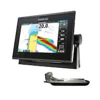 Simrad GO9 XSE Multi-touch Chartplotter w/ Built-In Echosounder & Preloaded Worldwide Basemap