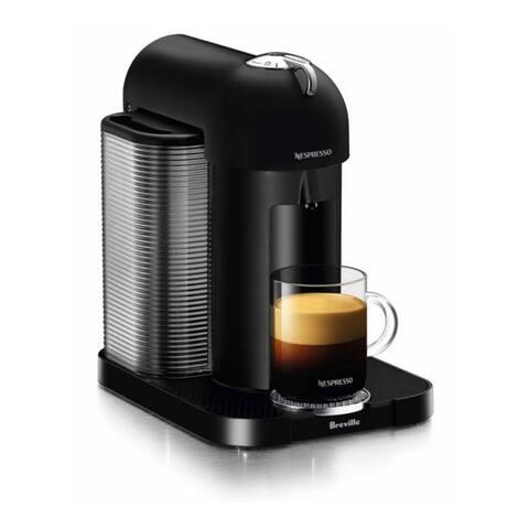 Breville Nespresso Vertuo Coffee and Espresso Machine (Matte Black)