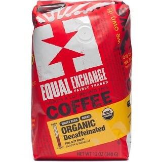 Equal Exchange - Organic Decaf Coffee ( 6 - 12 OZ)