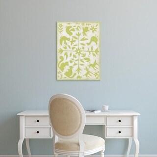 Easy Art Prints Chariklia Zarris's 'Spring Otomi II' Premium Canvas Art