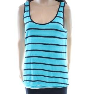 Michael Stars NEW Blue Women's Size Small S Striped Tank Cami Top