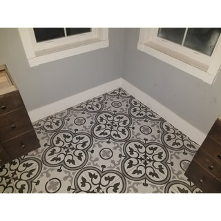 Somertile fabiola ceramic floor and for 10 inch floor tiles