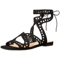 Daya by Zendaya Womens Stella Open Toe Casual Strappy Sandals