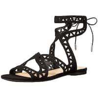Daya by Zendaya Womens Stella Open Toe Casual Strappy Sandals