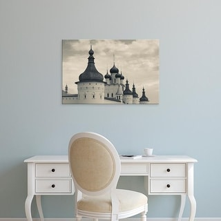 Easy Art Prints Walter Bibikow's 'West Gate I' Premium Canvas Art