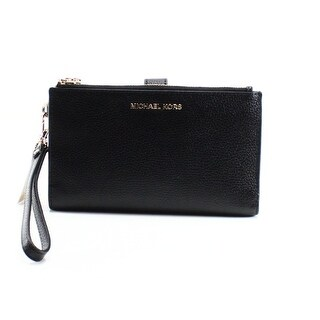 6e773bb5735551 Top Product Reviews for Michael Kors NEW Black Leather Adele Double ...