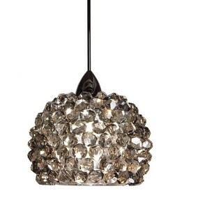 WAC Lighting G542 Replacement Glass Shade for 542 Pendants from the Gia Collection