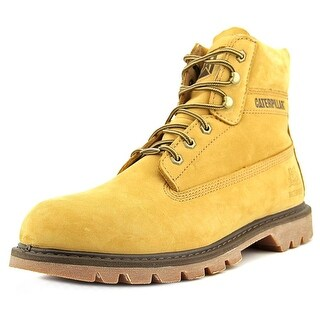 Caterpillar Watershed WP Round Toe Leather Work Boot