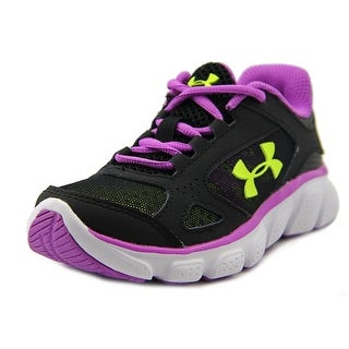 Under Armour UA Assert V Round Toe Synthetic Walking Shoe