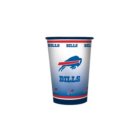 Nfl cup buffalo bills 2-pack (20 ounce)-nla