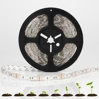 16.4ft LED Plant Grow Strip Light Waterproof Full Spectrum for Indoor Plant