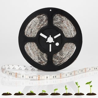 LED Plant Grow Strip Light Waterproof Full Spectrum for Indoor Plant