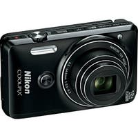 Nikon COOLPIX S6900 Digital Camera (Black) (International Model)