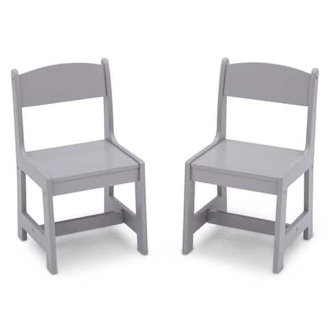 Delta Children MySize Chairs - Pack of 2