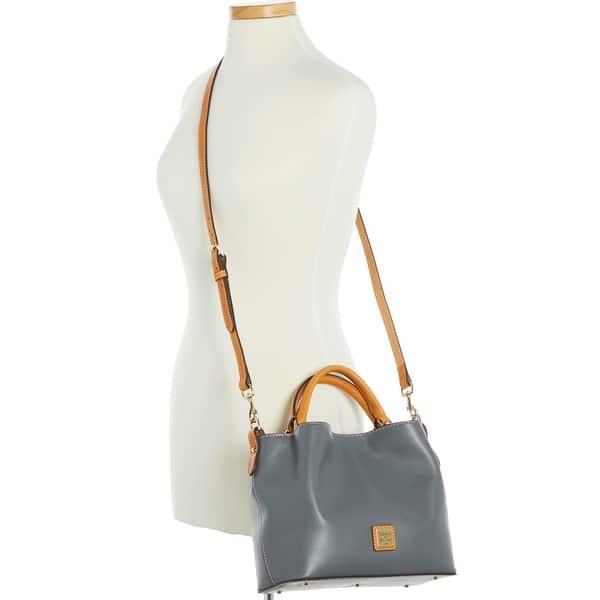 Dooney /& Bourke Wexford Leather Small Brenna