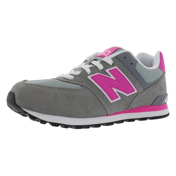 best website 64279 4f7c2 New Balance Classic 574 Girl  x27 s Shoes - 4 m us big kid