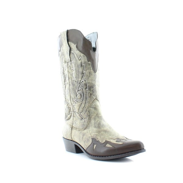 Dolce Vita Quiggly Women's Boots Natural