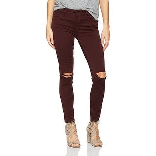 DL1961 Instasculpt Margaux Ankle Skinny Distressed Jeans Pants