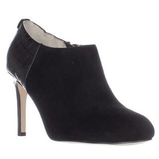 MICHAEL Michael Kors Sammy Fashion Ankle Boots - Black
