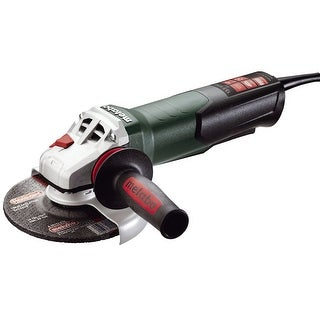 "Metabo WEP15-150 QUICK Electronics Angle Grinder, 6"", 13.5 Amp"