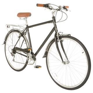 Vilano Men's Hybrid Bike 700c Retro City Commuter|https://ak1.ostkcdn.com/images/products/is/images/direct/c9de7e9d5682f3e1151f2ff061bb3b39a0723e60/Vilano-Men%27s-Hybrid-Bike-700c-Retro-City-Commuter.jpg?impolicy=medium