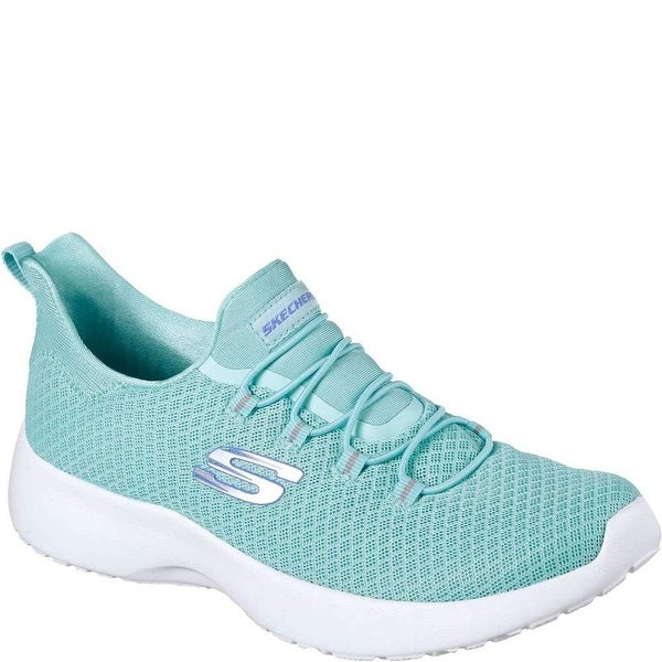 f8862fdd9103 Shop Skechers Dynamight Womens Slip On Sneakers Turquoise 10 - Free  Shipping Today - Overstock.com - 25591265