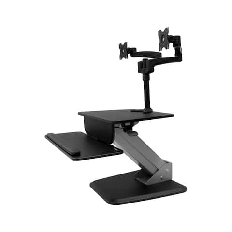 Startech.com bndstsdual height adjustable workstation