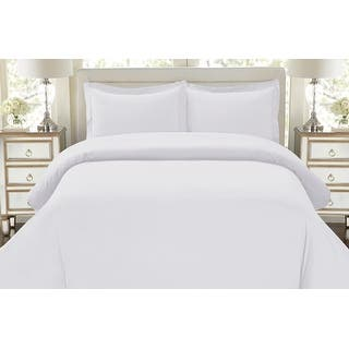 Hotel Luxury Ultra Soft 3pc Duvet Cover Set 1500 Series Premium Collection