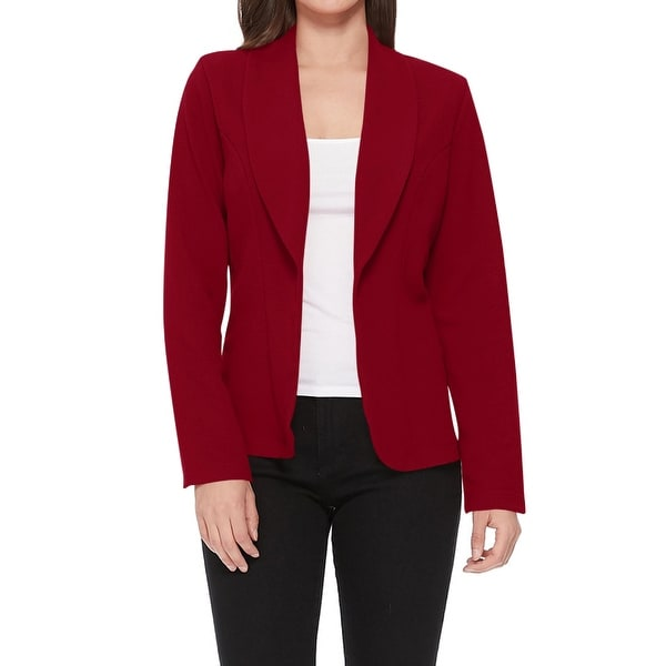 Women's Casual Long Sleeves Basic Blazer Jacket. Opens flyout.