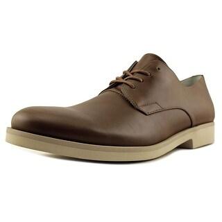 Calvin Klein Faustino   Round Toe Leather  Oxford
