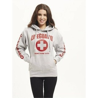Official Lifeguard Ladies New York City Hoodie
