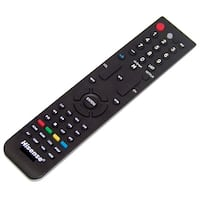 NEW OEM Hisense Remote Control Originally Shipped With: 32D77, 32D77W, 42D77W