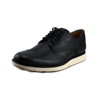 Cole Haan Classc Grd Wng Ox II Wingtip Toe Leather Oxford