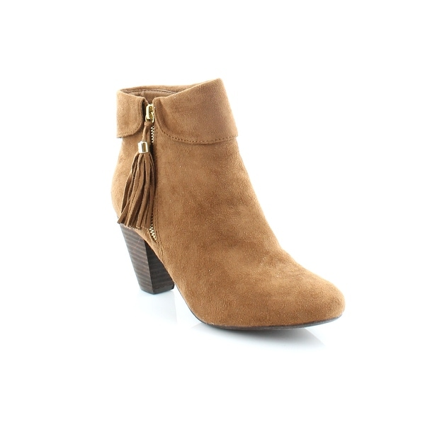Report Tassled Women's Boots Tan