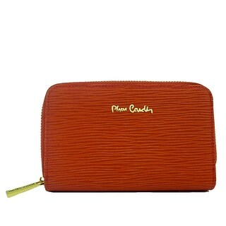 Pierre Cardin PAGLIA 503 Leather Compact Zip Wallet