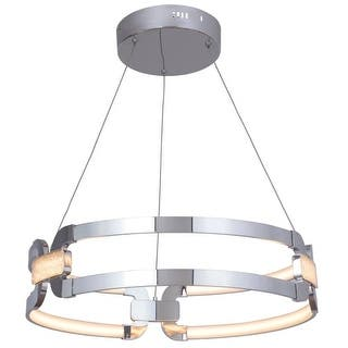 Led craftmade ceiling lights for less overstock craftmade 47290 led amulet 3 light 23 12 wide integrated led aloadofball Image collections